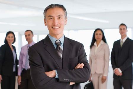Tax Returns Rancho Cucamonga CA - Businessman with partners